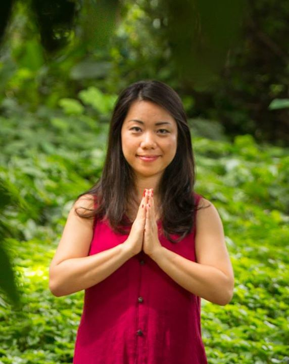 Living light - Mindfulness & Meditation with Ms. Luong