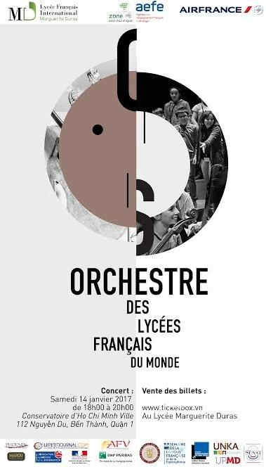 Orchestra of the French High Schools In the world