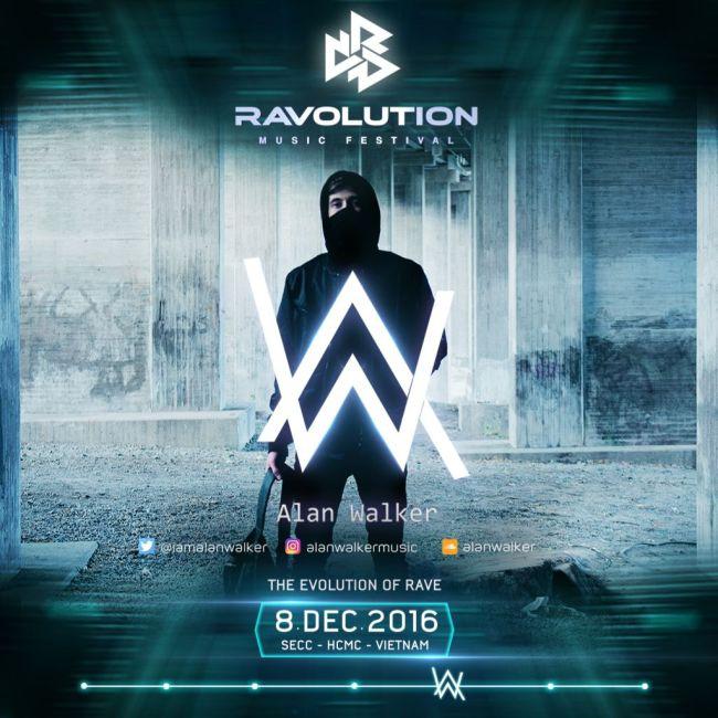 RAVOLUTION MUSIC FESTIVAL