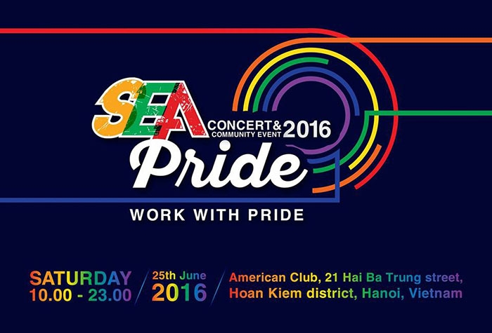 SEA Pride Music Festival 2016