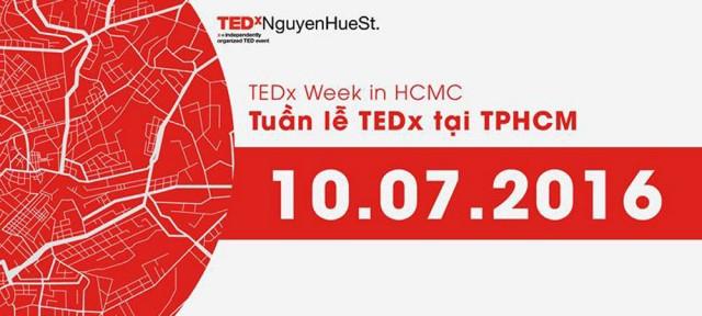 TEDxNguyenHueStreet Week