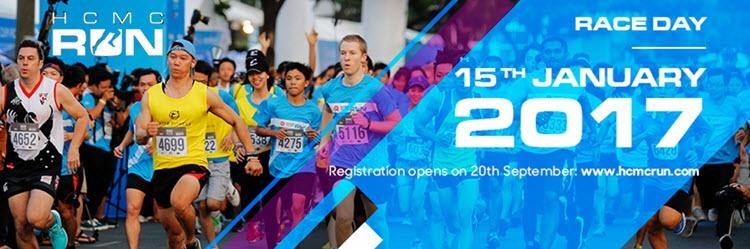 The City Marathon 2017