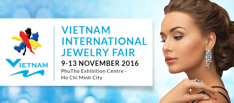 Vietnam International Jewelry Fair