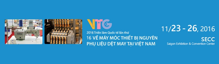 Vietnam Textile & Garment Exhibition 2016
