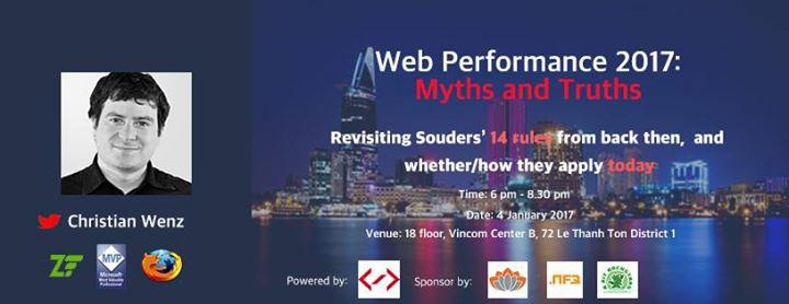Web performance 2017: Myths and Truths