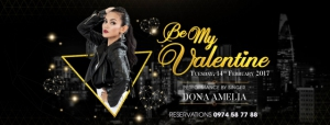 Be My Valentine ft. Dona Amelia