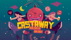 Castaway NYE Party 2017