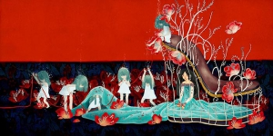 """Exhibition """"Happy Never After"""" by Khoa Le"""