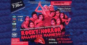 Saigon Players' Rocky Horror Halloween Madness