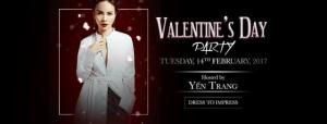 Valentine Party ft. Singer Yen Trang