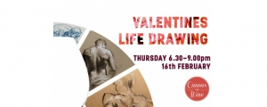 Valentines Life Drawing