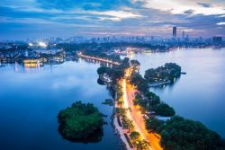 Hanoi Skyscape
