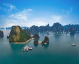 Islands Panoramic Halong Bay