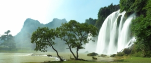 Ban Goc Waterfalls, Ninh Binh
