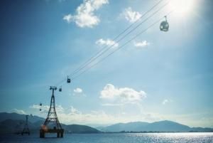 Great cable car Nha Trang