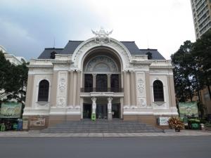 Opera House in Ho Chi Minh City