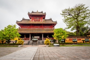 The Forbidden City at Hue
