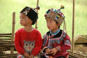 Tribal Kids