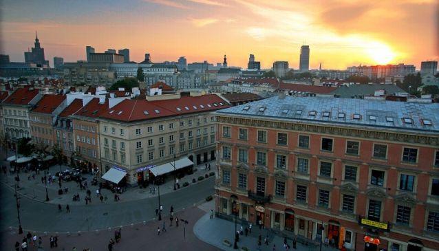 Changing Warsaw