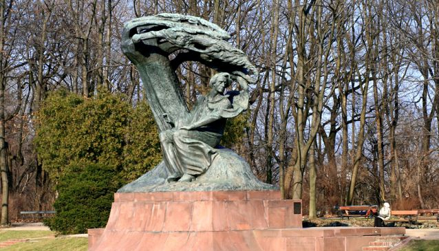 Chopin's Unforgotten Warsaw Culture