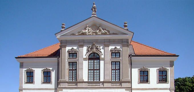 Ostrogski Palace - Chopin Museum in Warsaw