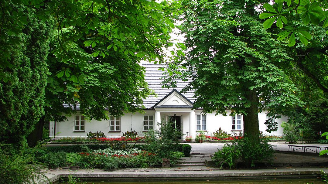 Zelazowa Wola - Chopin birthplace