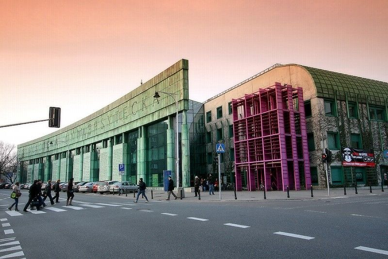 Warsaw University Library