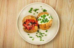 Groole - Baked Potatoes