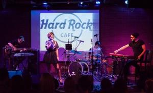hard rock cafe - warsaw