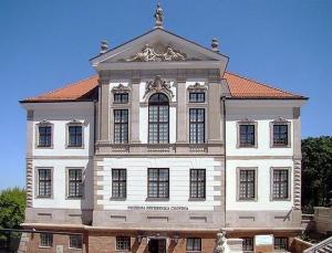 ostrogski palace warsaw