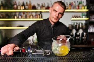 senses restaurant - warsaw