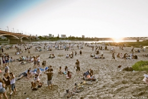 Warsaw Beaches
