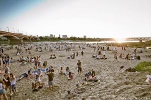 Warsaw Beaches