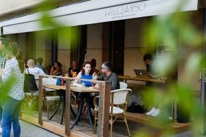 Wilcza 50 Restaurant Cafe Bar