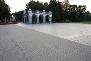 tomb of the unknown soldier warsaw