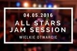 All Stars Jam Session - Grand Opening of 12on14 Jazz Club