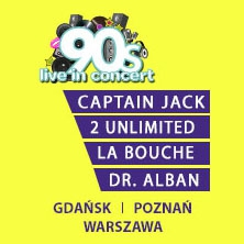 2 Unlimited, Dr. Alban, Captain Jack, La Bouche