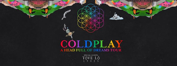 Coldplay Official Event