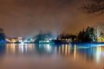 The Winter Evening of Light in the Royal Łazienki