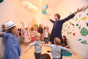 Brave the elements! Workshops for children aged 1-10