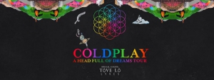 Coldplay Official Event, PGE Narodowy, 18.06.2017