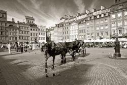 Historic Warsaw at a Glance