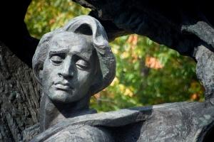 Chopin Monument in Lazienki