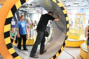 Copernicus Science Centre - inside