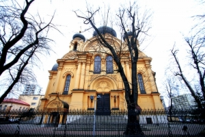 Orthodoc Church in Praga