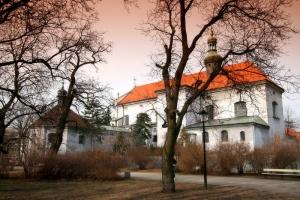 The Franciscan Church in Saxon Gardens
