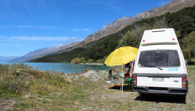 Campervan Living In New Zealand My Guide Wellington