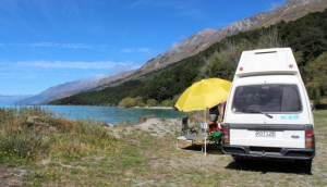 Campervan Living In New Zealand