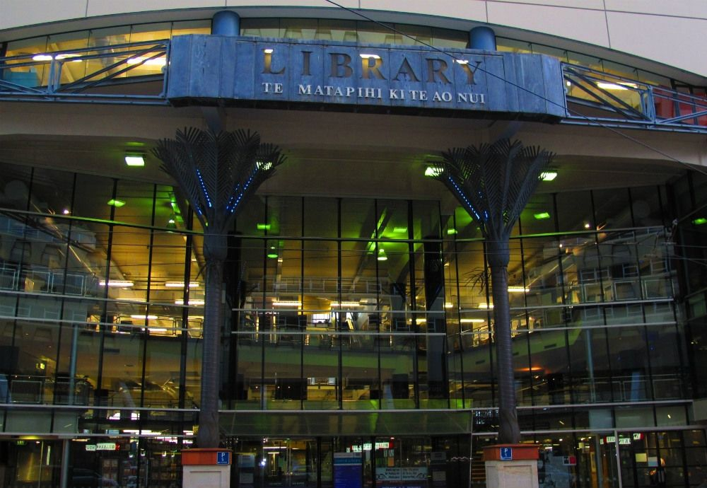 Wellington Central Library