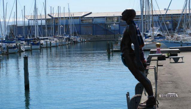 Wellington's Waterfront Sculpture Trail